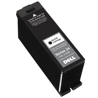 DELL inktcartridge: P713w Black Ink Cartridge - Zwart