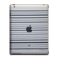 NUU BaseCase Stripe tablet case - Navy