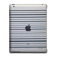 NUU BaseCase Stripe tablet case - Navy