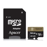 Apacer flashgeheugen: microSDXC UHS-I Class10 64GB