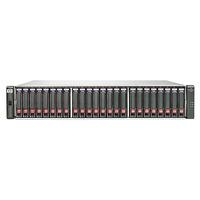 Hewlett Packard Enterprise P2000 G3 10GbE iSCSI MSA Dual Controller SFF SAN