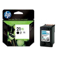 HP inktcartridge: 21XL originele zwarte inktcartridge
