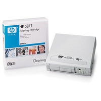 Hewlett Packard Enterprise reinigingstape: SDLT Cleaning Cartridge - Zwart
