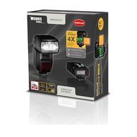 Hahnel MODUS 600RT WIRELESS KIT FOR NIKON Camera flitser - Zwart