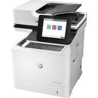 HP multifunctional: LaserJet LaserJet Enterprise Flow MFP M631h - Zwart