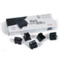 Xerox inkt stick: GENUINE 5 BLACK COLORSTIX 8200 INK