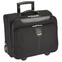 Targus laptoptas: 16 inch / 40.6cm Transit Roller - Zwart