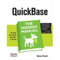 O'Reilly product: MEDIA Pogue Press QuickBase: The Missing Manual - EPUB formaat
