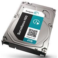 Seagate interne harde schijf: Desktop HDD Surveillance HDD 6TB