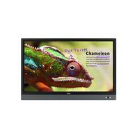 Benq touchscreen monitor: RM5501K - Zwart, Grijs