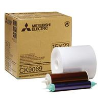 Mitsubishi Electric Mitsubishi Electric  CK-9069 pak fotopapier
