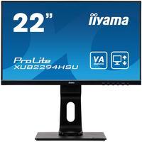 Nieuw: iiyama ProLite Full HD monitor met Edge-to-Edge