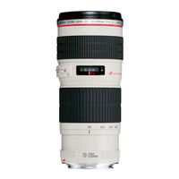 Canon camera lens: EF 70-200mm f/4.0L USM - Wit