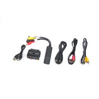 Gembird USB 3.0, 720 x 480, 30 fps, RCA, S-Video, RCA, SCART Video capture board