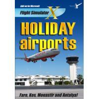 Aerosoft game: Holiday Airports 1 (FS X + FS 2004 Add-On)