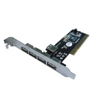 Eminent interfaceadapter: 4+1 Port PCI Card USB 2.0