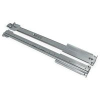 Hewlett Packard Enterprise montagekit: Rack Option - Depth Adjustable Fixed Rail Kit (non sliding) - Aluminium