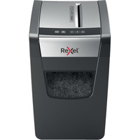 Rexel Momentum X410-SL Papierversnipperaar - Zwart,Grijs