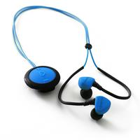 Boompods headset: sportpods race - Blauw