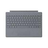 Microsoft mobile device keyboard: Surface Pro Signature Type Cover - Platina, QWERTY