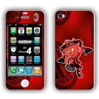 SmartBunny mobile phone case: Skin iPhone - Rood