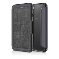 ITSKINS Spectra for Apple iPhone 7, Black mobile phone case - Zwart
