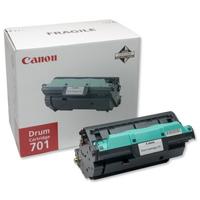 Canon drum: 701 - Zwart