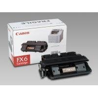 Canon cartridge: Cartridge FX6 - Zwart