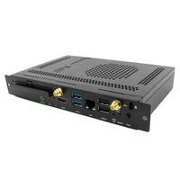 Avocor Intel Core i7-10510U, 1 x 16 GB DDR4 2133 MHz, 1x M.2 2280 SSD, Gigabit Ethernet, Intel AX Dual band (2.4 .....