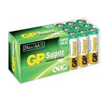 GP Batteries Super Alkaline 03015AB24 batterij - Groen, Oranje, Wit