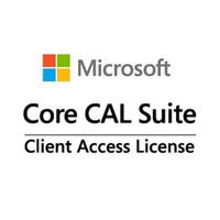 Microsoft software licentie: Core CAL Suite