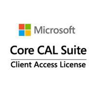 Microsoft software licentie: Core CAL Suite