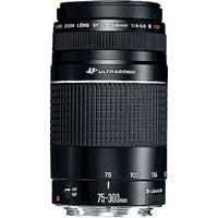 Canon EF 75-300mm - f/4-5.6 III USM - telezoom lens