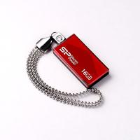 Silicon Power USB flash drive: Touch 810 - Rood