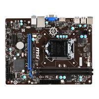 MSI moederbord: H81M-E33