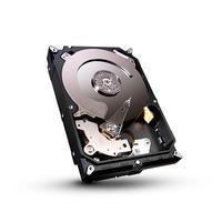 Seagate interne harde schijf: Desktop HDD 4TB HDD SATA - Zwart, Roestvrijstaal