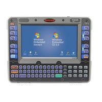 Honeywell tablet: Thor VM1 - Zwart, Grijs, QWERTY