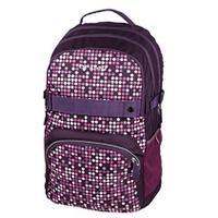 Herlitz rugzak: be.bag cube Spotlights - Multi kleuren