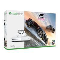 Microsoft spelcomputer: Xbox One S + Forza Horizon 3 - Wit