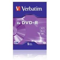 Verbatim DVD: DVD+R 8x