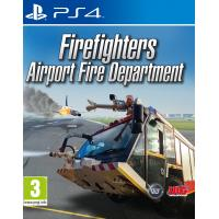 UIG Entertainment game: Firefighters: Airport Fire Department  PS4