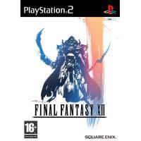 Final Fantasy 12 (XII)  PS2