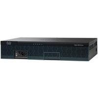 Cisco router: 2911 - Zwart