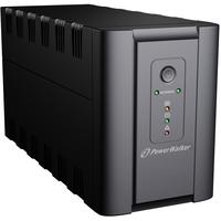 PowerWalker UPS: VI 2200 - Zwart
