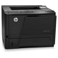 HP laserprinter: LaserJet Pro M401a - Zwart