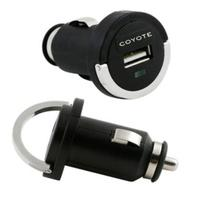 COYOTE oplader: Mini CAC, Zwart