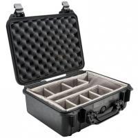 Peli 1454 Black Divider Koffer