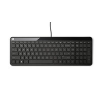 HP K3010 (US int.) - QWERTY Toetsenbord - Zwart