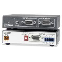 Extron P/2 DA2xi MT Video-lijnaccessoire - Zwart