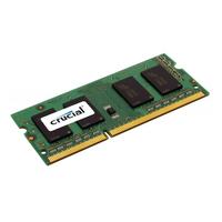 Crucial 8GB DDR3 SODIMM RAM-geheugen